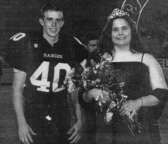 RHS Homecoming Queen 2003