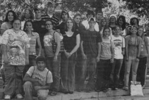 2006 RHS Senior Class at Tarleton State University