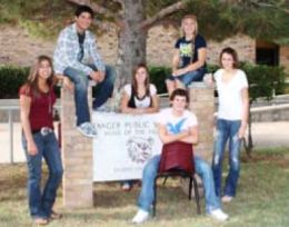 2011 Senior Class Officers