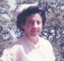 Doris Herrington (age 42) Easter-1963
